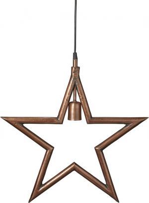 Metallstjärna  Raw - adventsstjärna PR Home - 45 cm
