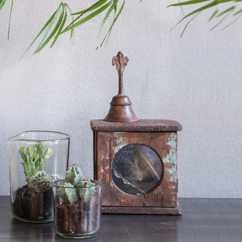Vintage klocka - matklocka