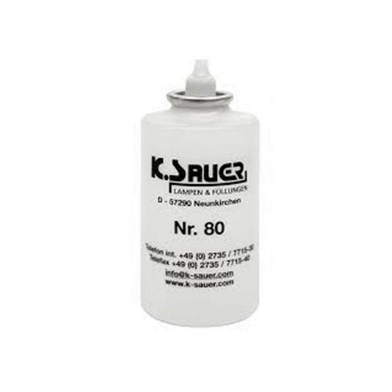 Oljepatron nr 80 NikLights- Refillpatron olja med lång brinntid