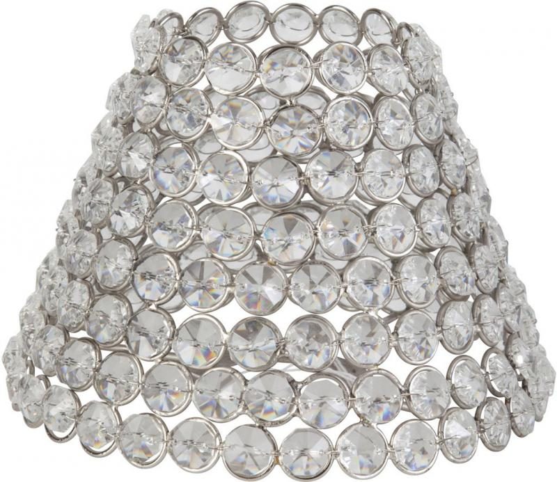 Lampskärm Diamant - glitterskärm