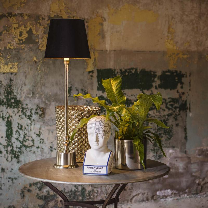 Lampfot LOA med elegant finish - 36 cm