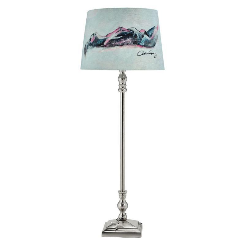 Carolina Gynning lampa - lampfot & skärm