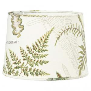 Lampskärm med botaniskt motiv  - Classic Flora