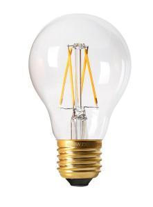 Dimbar  LED lampa med normalstor fattning - E27