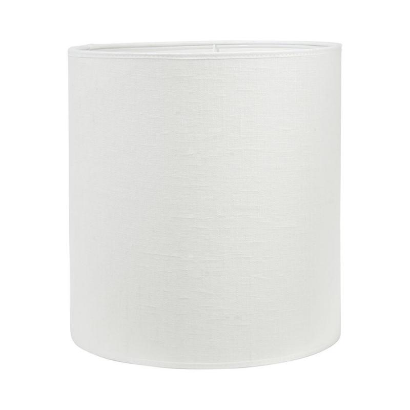 Celyn lampskärm i cylinderform - linneskärm