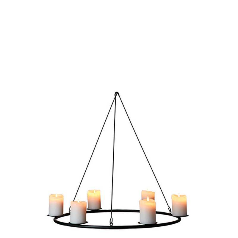 NYHET - takkrona - ljuskrona -chandelier i metall