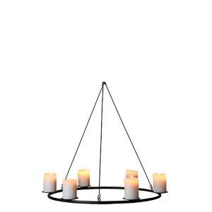 Takkrona - ljuskrona -chandelier i metall