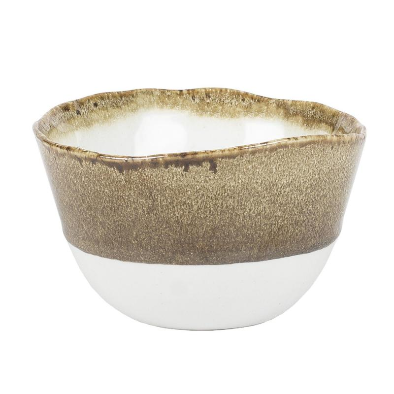 MIKA skål i rustik keramik  från Olsson & Jensen