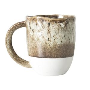 MIKA mugg i rustik keramik  från Olsson & Jensen