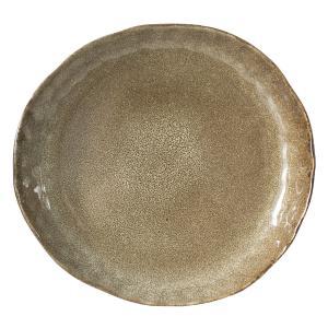 MIKA tallrik i rustik keramik - mattallrik från Olsson & Jensen