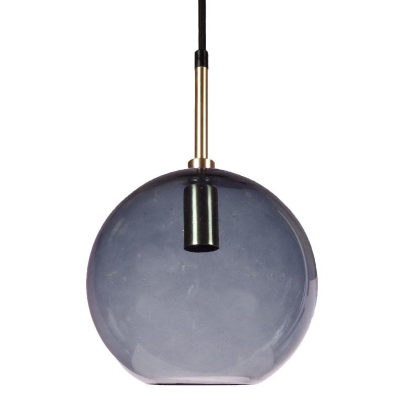 Milla fönsterlampa - glaslampa i flera färger