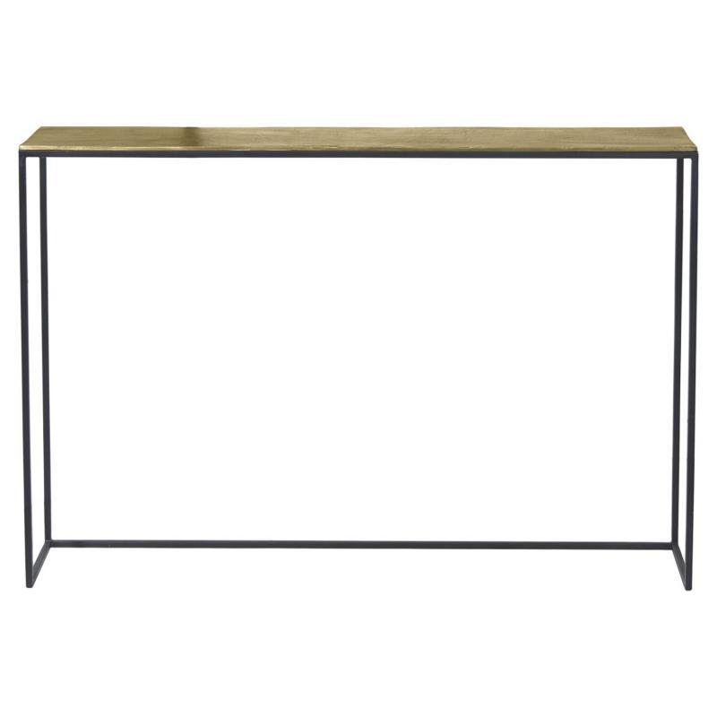 Bord i metall - sidobord - sideboard