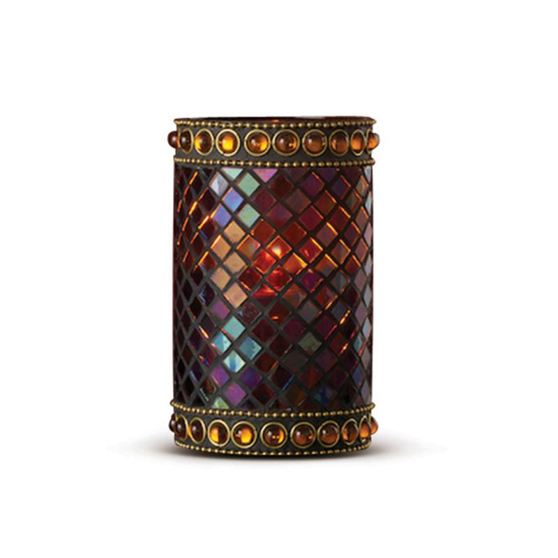 Morocco Oljelampa- Lampa i orientalisk stil