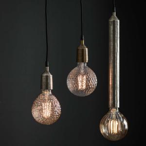 Notice lamphållare - lamphållare i flera metallfärger