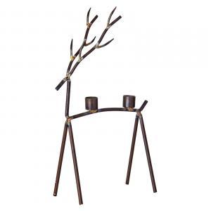 Oh deer ljusstake - förslag på billiga presenter till mamma. Ljusstake hjort - från tuffa Affari.