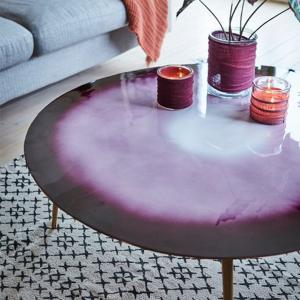 River bord- möbel i härliga färger