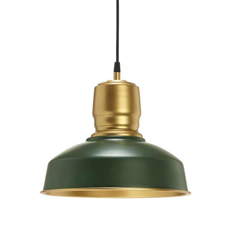 Paddington lampa - taklampa i  grönt