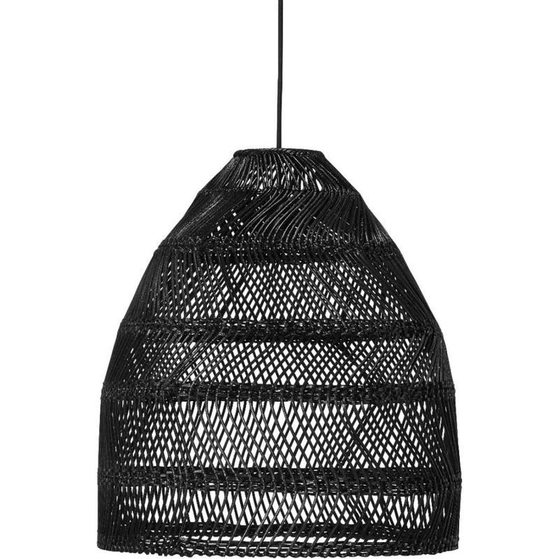 MAJA korglampa - rottinglampa i rustik stil