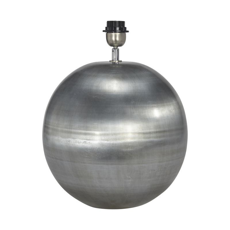 Rund lampfot i metall - Globe