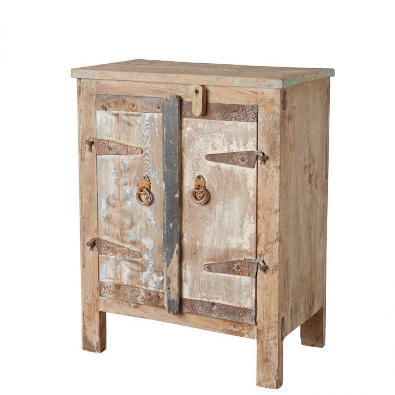 Skåp i trä  - litet underbart sängskåp & sidobord