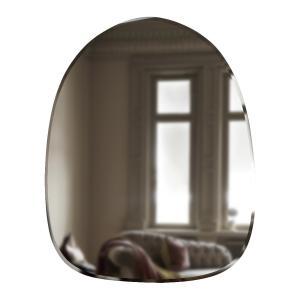 Spegel Paola med fasad kant - oval spegel