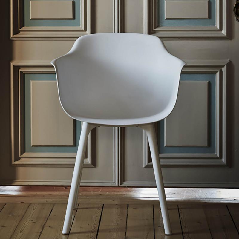 4 st ANDY stol vit - funktionell och modern stil