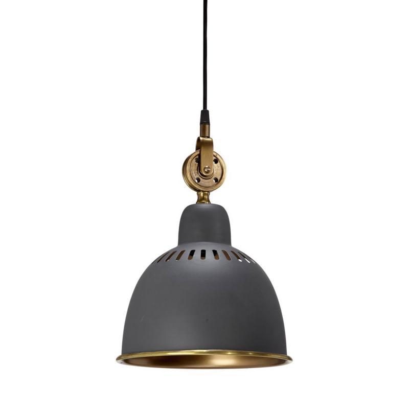 Lampa Cleveland i industristil