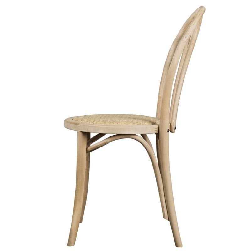 rottingstol från sidan