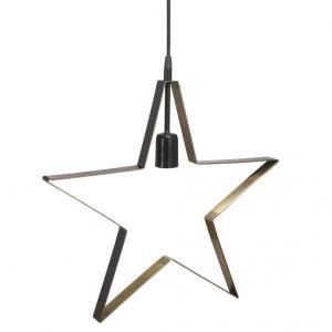 twice star julstjärna i metall