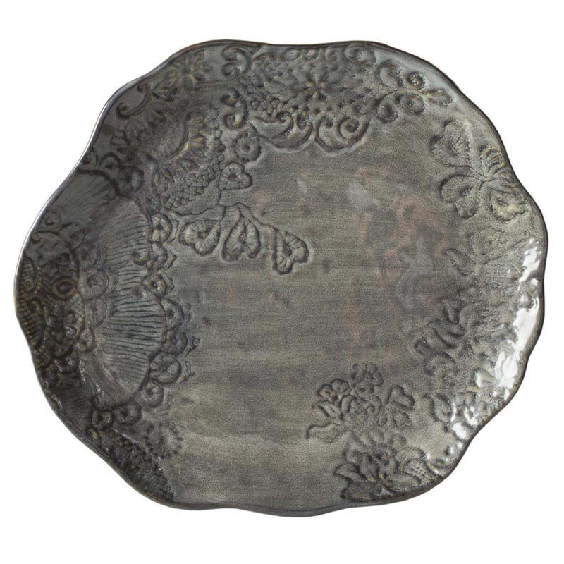 Frida mat tallrik- keramik i ojämna former