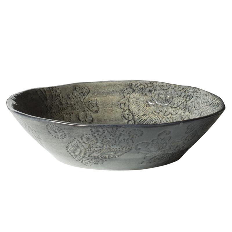 Frida salladsskål- stor skål i fantastisk keramik