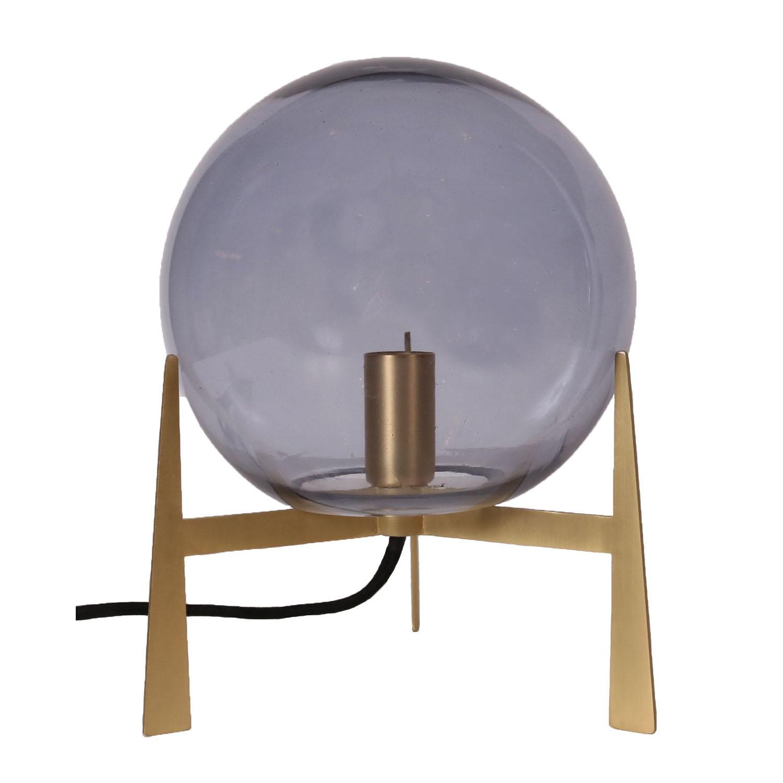 Milla Bordslampa på guldigt stativ