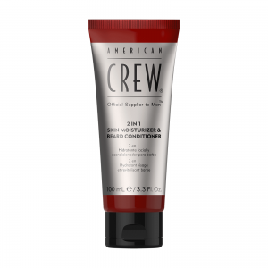 American Crew 2in1Skin Moisturizer & Beard Conditioner 100ml