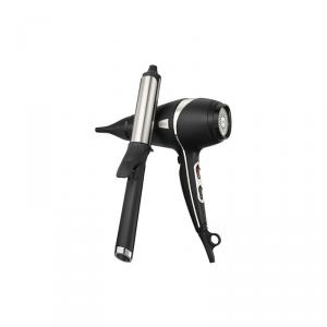 GHD Curve Soft Curl Tong & Air Hair Dryer