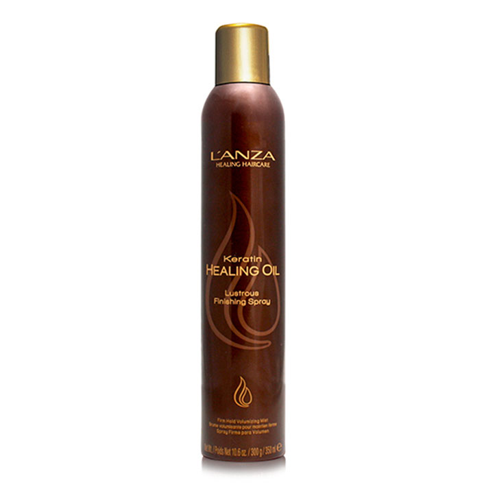 L'anza Keratin Healing Oil Finishing Spray 350ml