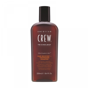 American Crew Hair recovery + thickening schampo 250ml