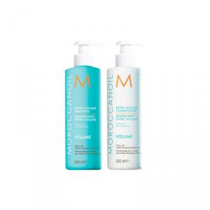 Moroccanoil Extra Volume Duo 500ml