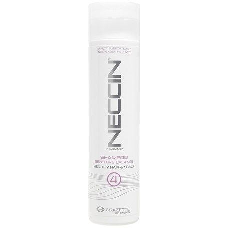 Neccin No.4 Sensitive Balance Shampoo 250ml