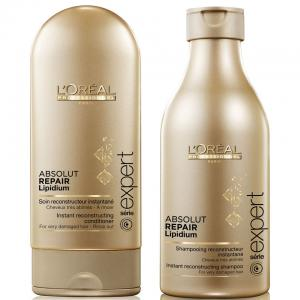 L'oréal Série Expert Absolut Repair Lipidium Shampo 250ml & Balsam 150ml