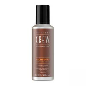 American Crew Techseries Control Foam 200ml