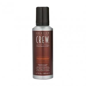American Crew Techseries Texture Foam 200ml
