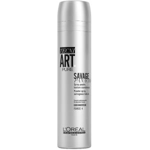 L'oréal Professionnel Tecni Art Savage Panache Pure 250ml