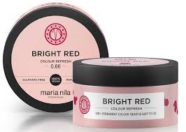 Maria Nila 0.66 Bright Red Colour Refresh 100ml