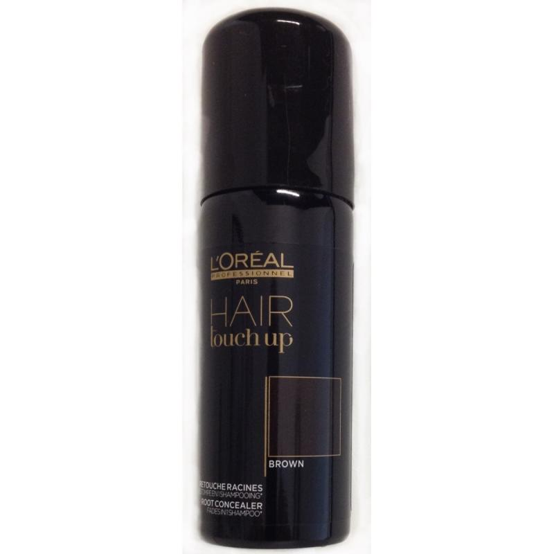 Hair Touch Up Root Rescue Brown 75ml