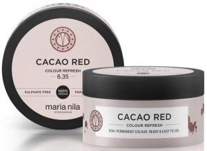Maria Nila 6.35 Cacao Red Colour Refresh 100ml