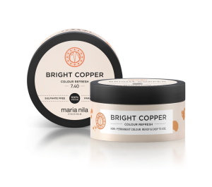 Maria Nila 7.40 Bright Copper Colour Refresh 100ml