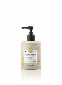 Maria Nila 10.30 Golden Blonde Colour Refresh 300ml