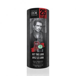 American Crew Daily Shampoo + Forming Cream