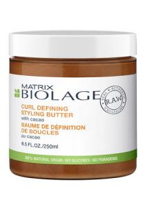 Matrix Biolage R.A.W. Curl Defining Styling Butter 250ml