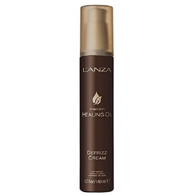 L'anza Healing Oil Defrizz Cream 140ml